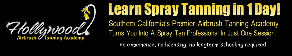 1 Day Hands-On Spray Tan Training Course